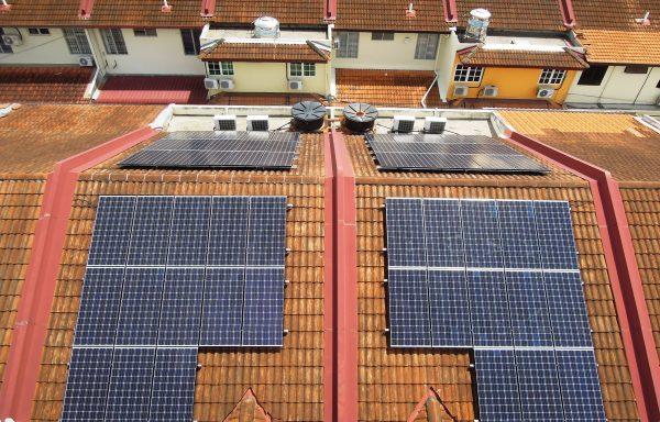 Solar Roof Residential Sunway Tunas Penang