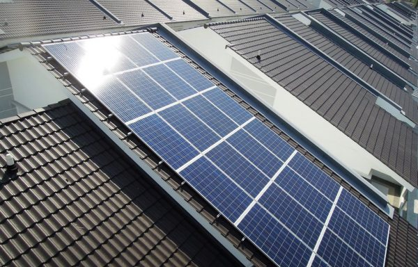 Solar Roof Residential Sathu Residence Bayan Lepas Penang 12kW