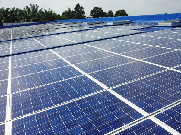 Solar PV Paper Cup Nibong Tebal Butterworth Penang 180kW