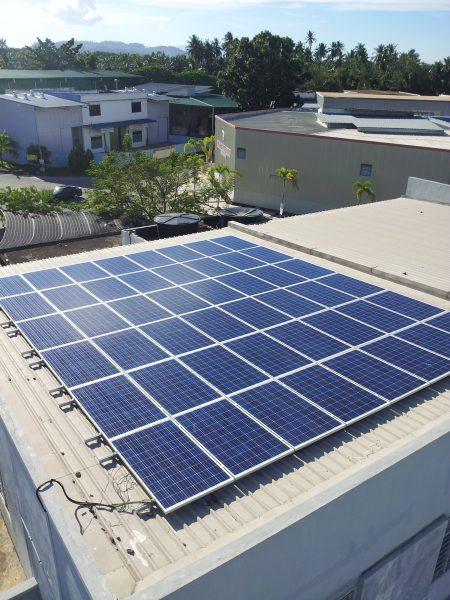 Solar PV Shop House Bukit Minyak Penang 12kW