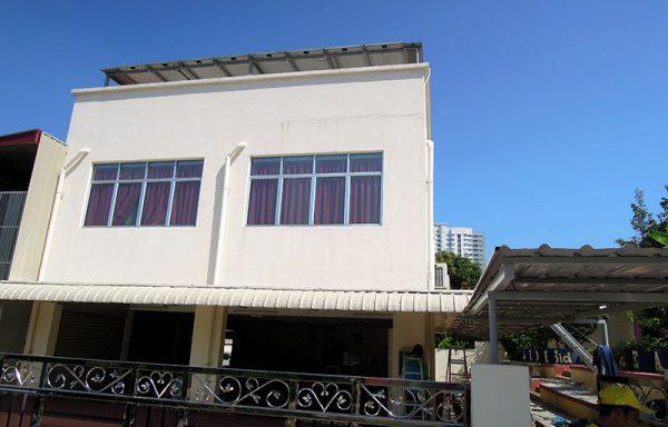 Solar BIPV Community CSR Austism Centre Penang 4kW