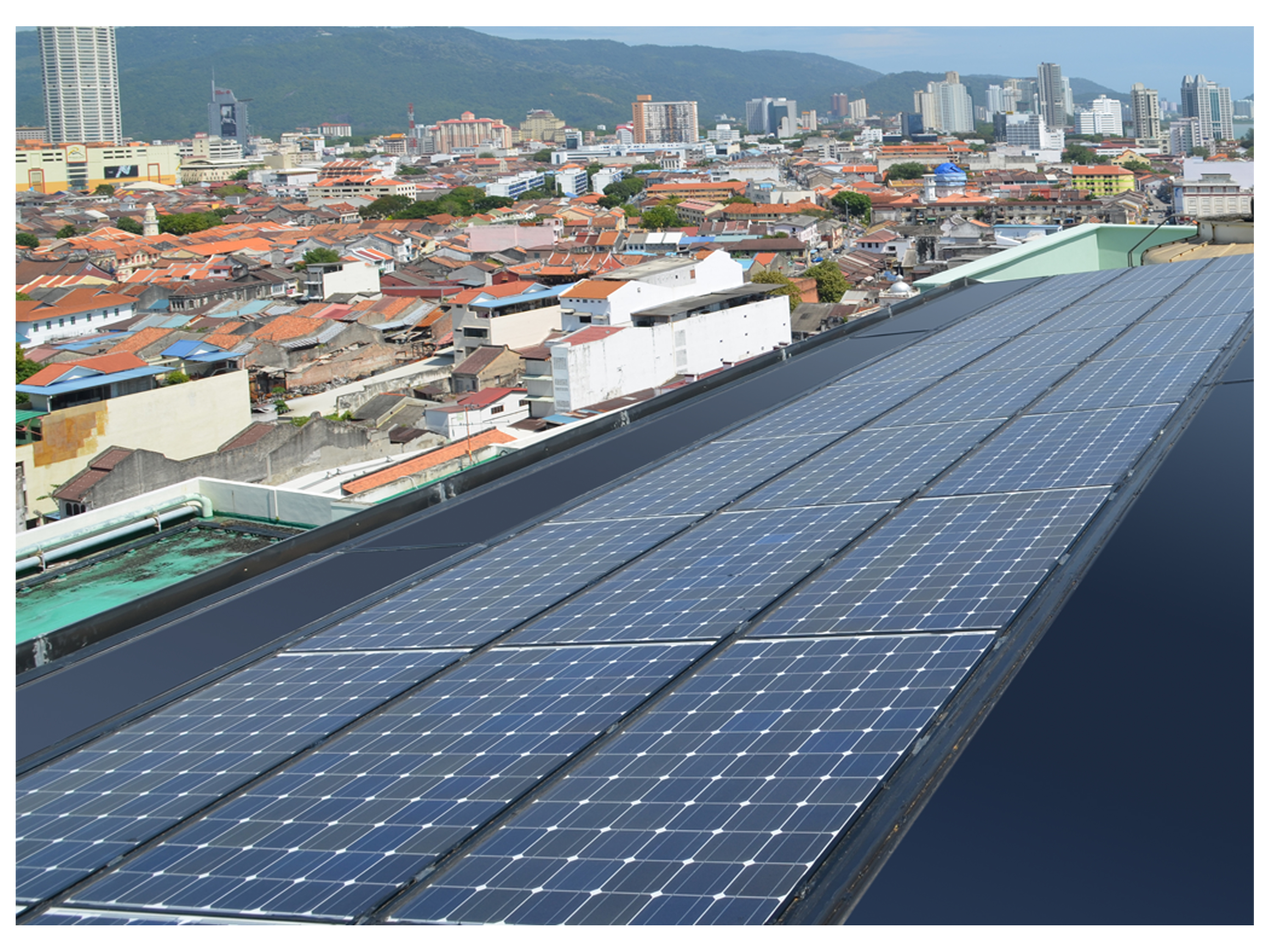 Solar BIPV MTT Housing Developer Office Penang 6kW