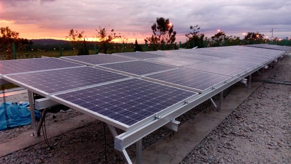 Solar Ground Mounted Panasonic Factory Kulim Kedah 1MW