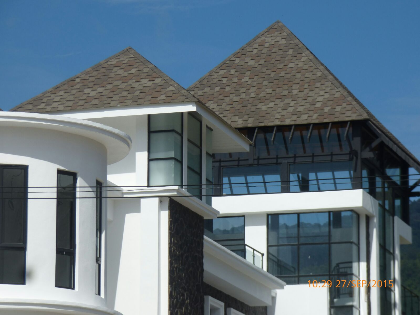 Roof Shingle Driffwood Bungalow Air Itam Penang
