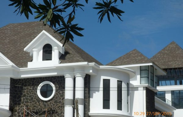 Roof Shingle Grey Bungalow Air Itam Penang
