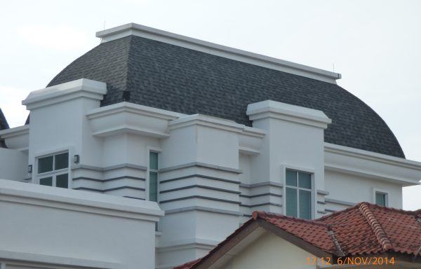 Roof Shingle Bungalow Bukit Tambun Penang