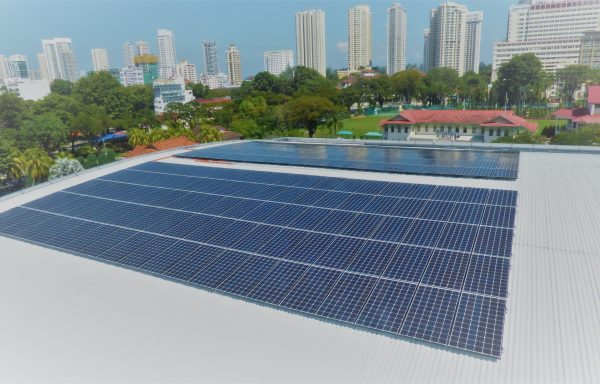 Solar PV Community Christian Centre Georgetown Penang 48kW