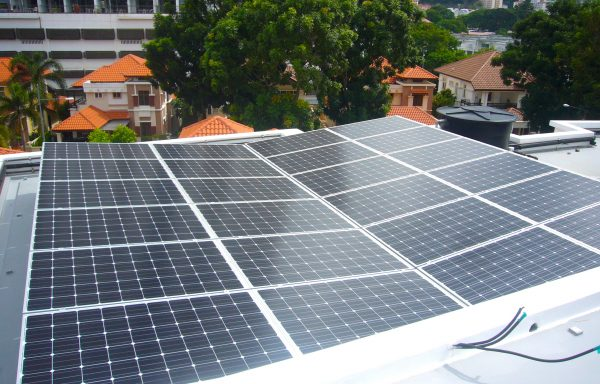 Solar Roof Residence Minden Height Bugalow Penang