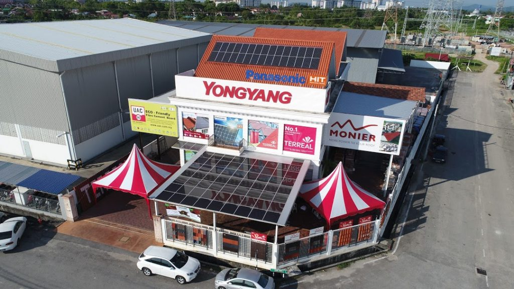 Yongyang_Office_Drone_view