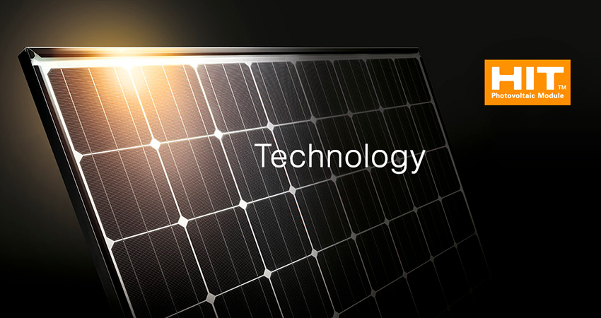 Solar Panel Panasonic HIT Main