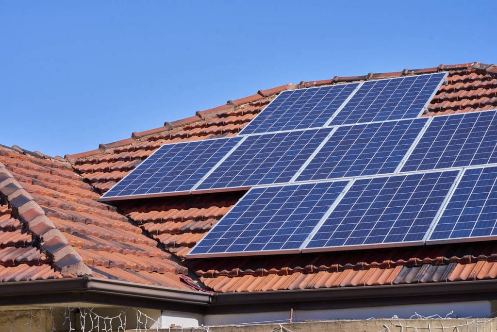 Solar Powered Home Have Higher Property Value