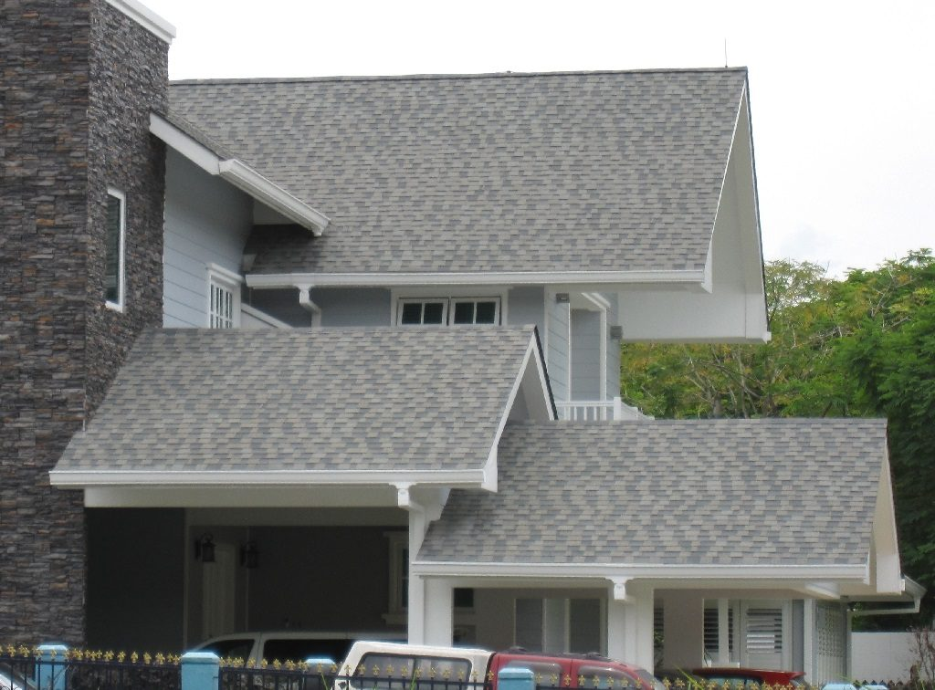 Residential with Asphalt Shingles